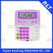 8/10/12 Digits Flippable Pocket Size Calculator (BT-108)