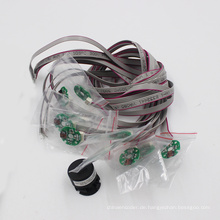 Yumo Hkt2202-702c1-100b-5e Dreh-Servomotor-Encoder