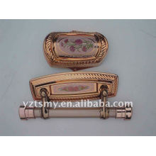 metal handle with professional style