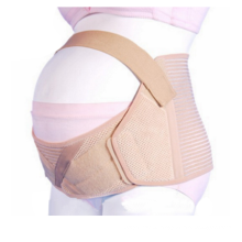 Manufacturer Supply Elastic Maternity Belly Support Belt for Pregnant Woman