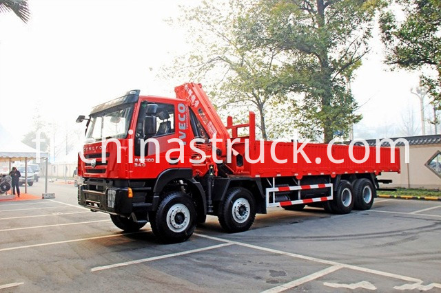 Iveco Lorry Crane 682 picture 1