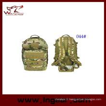 Armée tactique Camouflage sac à dos de randonnée sac Airsoft # 044