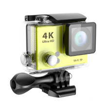 WIFI high quality action Camera Remote Control style camera Waterproof 30M Sport Camera with high quality