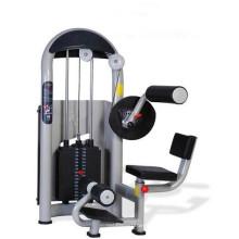 2017 venta caliente proveedor XinRui Rolling Abdominal Crunch equipos de fitness