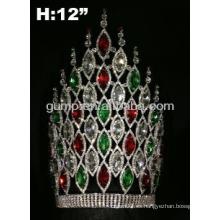 Corona de tiara grande