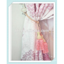 Cortina, borla, cortina, tieback, corda, cortina, tieback