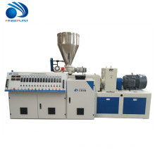 Stable low noise electric wire and cable extruding machines