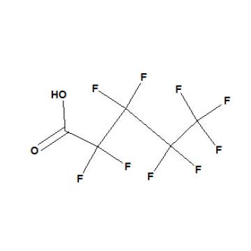 Ácido perfluorovárico CAS No. 2706-90-3