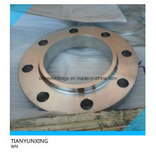 JIS F304 Stainless Steel Weld Neck Flange