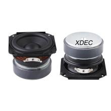 58mm quadratischer externer magnetischer 4Ohm 10W Lautsprechertreiber