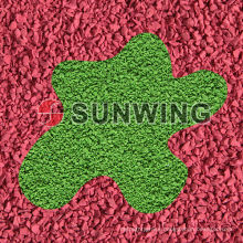 Sunwing recycled rubber granules prices