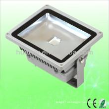 Venta caliente ip65 ip67 100-240V del poder más elevado de la alta calidad 50 watt llevó el reflector 50watt al aire libre