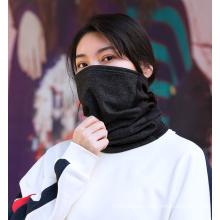 Rockbros Cycling Ski Mask Breathable Soft Plug Velvet Warm Winter Face Mask Thermal Fleece Neck Headgear Men Women Caps