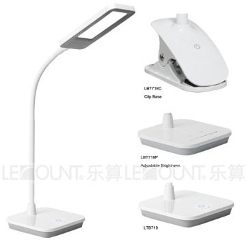 Lámpara de mesa de luz de panel de LED (LTB718)