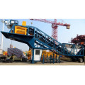 New Design Portable Concrete Batching Plant