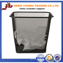 Hot Dipped Galvanized After Welding 25m Roll Length Square Hole Woven Mesh