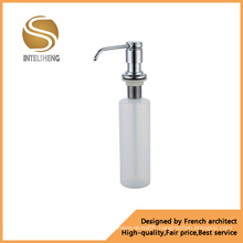 Factory in-Stock Luxury Brass Press Liquid Soap Dispenser (AOM-9103)
