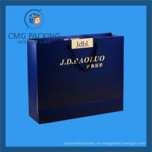 Bolso de Embalaje de Bufanda de Colores con Impresión de Logotipo (CMG-MAY-046)