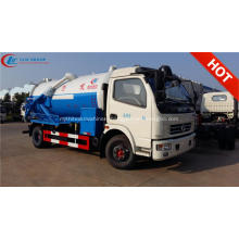 2019 New  Dongfeng 5000litres Vacuum Suction Truck