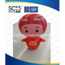 Machine gonflable de ballon de Roly-Poly