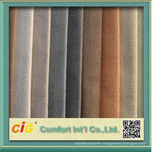 Plain Color Microfiber Soft Hand Sofa Fabric