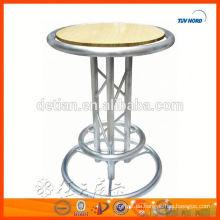 China Zoll moderner Barhocker Stuhl runder bar Stuhl einfache bar Stuhl
