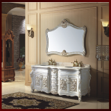 Solid Surface elegant antique bathroom vanity sets
