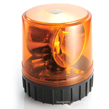 Halogen Lamp LED Warning Emergency Beacon (HL-101 AMBER)
