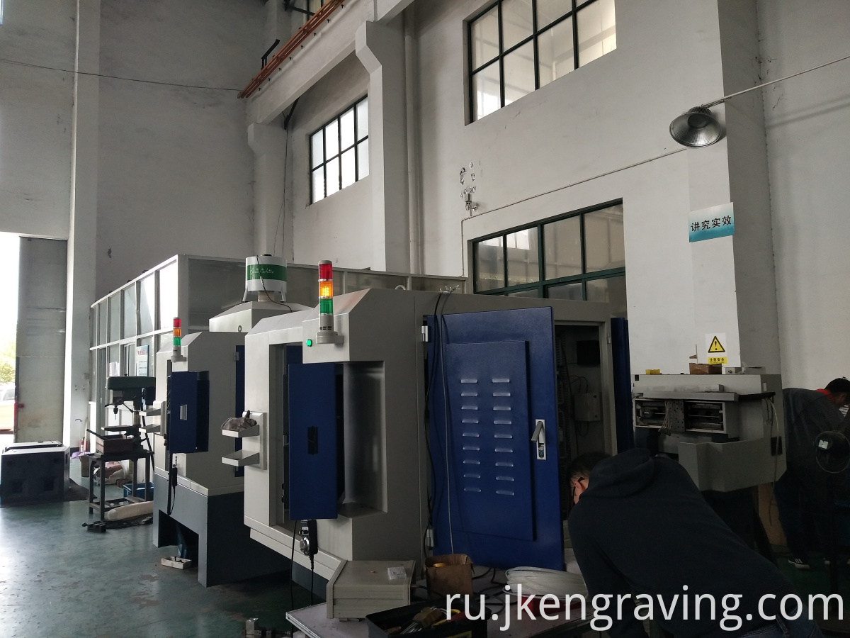 Hot Sell Electronic Part CNC Engraver Machine