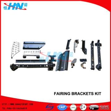 SCANIA Truck Body Parts Fairing Brackets Kit