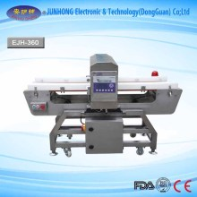 Auto-Conveyor Industrial Metal Detector for Garment
