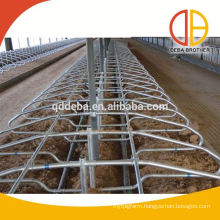 Hot-Dip Galvanized Cow Free Stall Agriculture Farm Equipment