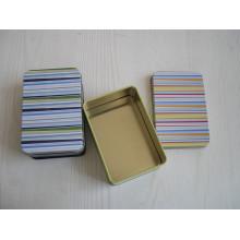 Rectangular Soap Tin Box (JY-WD-2015111910)