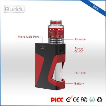 1300mAh grande batterie créative réservoir d'huile RDA structure vaporisateur mécanique mod