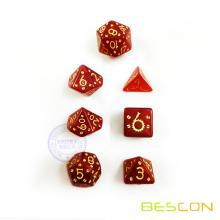 Personalized Dice Set of 7