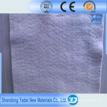 130g PP Monofilament Woven Geotextile with High Filtration Ability Nonwoven Textile