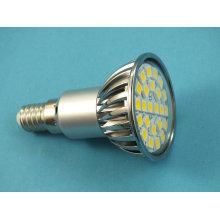 Novo JDR E14 24 5050 SMD Lâmpada Spotlight LED