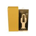 Портативный ABS 10-дюймовый мини-электрический обогреватель без лопастей с инфракрасным пультом дистанционного управления