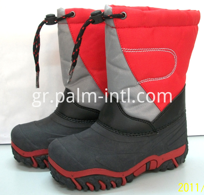 Children's Warm Winter Boots