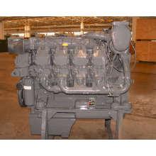 Motor diesel de Deutz refrigerado por agua (BF8M1015CP-G5)