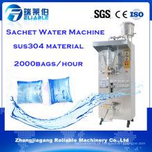 Máquina de embalagem de sumo e leite de soja para preenchimento