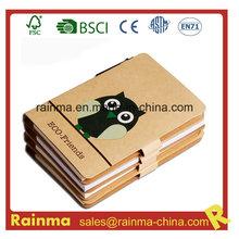 Cuaderno de papel Eco de alta calidad para la fuente de papelería
