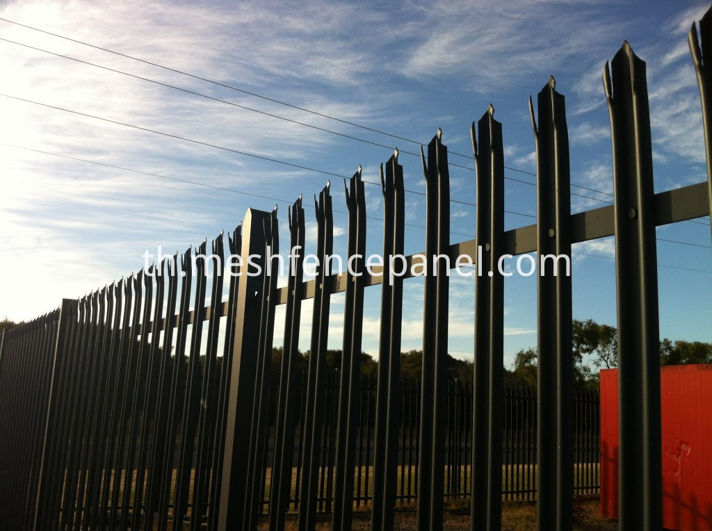 High Security Fence