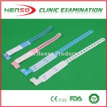 Pulseras médicas desechables HENSO