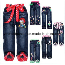 Long Pants for Girl , Childrens Casual Pants, Fashion Jeans for Girls