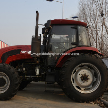 Good quality 100% for Agricultural Equipment Wheeled Tractor 4WD farmer use low consumption high efficiency tractor export to Netherlands Factories