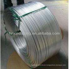 A3003 O Aluminium Tube anodized for air conditioner
