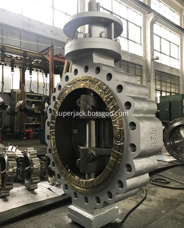 Triple Offset Butterfly Valve Lug