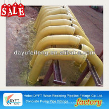 concrete pipe ring Single/Two wall Concrete Pump Elbow For 'PM','SCHWING','CIFA'. 'CF' (DYFT)skype: francischen1010