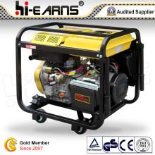 Air Cooled Emergency Welding Generator (DG6000EW)